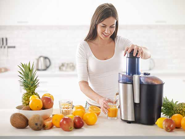 Consider the type of juicer to use.