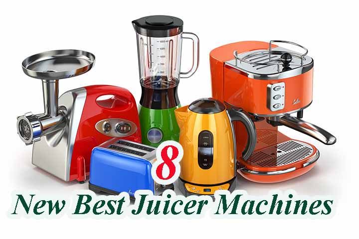 Updated) 8 New Best Juicer Machines in 2020 – Detailed