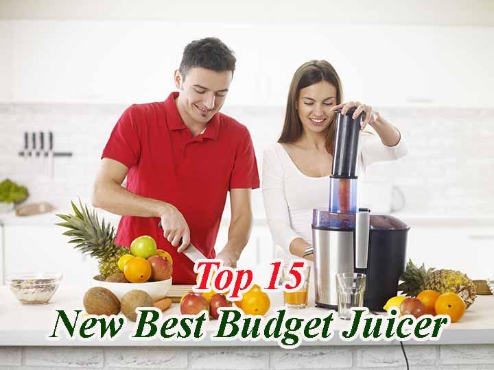 Best Budget Juicer