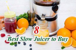 Best Slow Juicer
