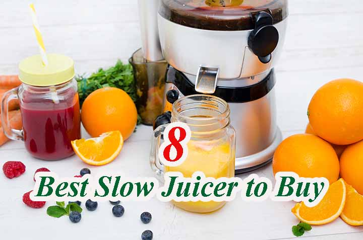 Best Slow Juicer