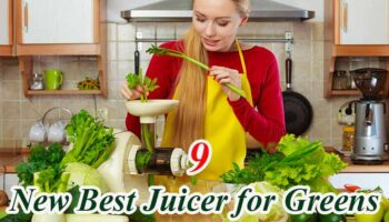 Best Juicer for Greens – Top 9 Reviews & Guides 2021