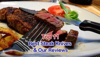 Best Steak Knives – Top 11 Reviews & Guides 2021