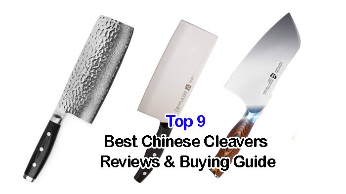 best chinese cleavers