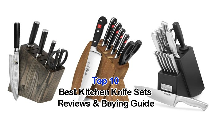 Best Kitchen Knife Sets Of 2021 Top 10 Reviews Buying Guide