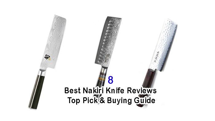best nakiri knife