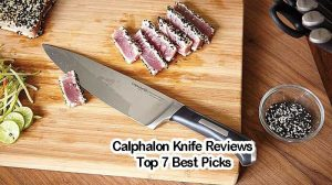calphalon knife reviews