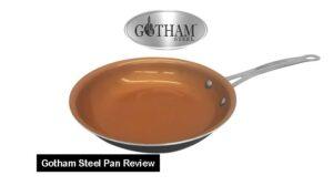 Gotham Steel Pan Review