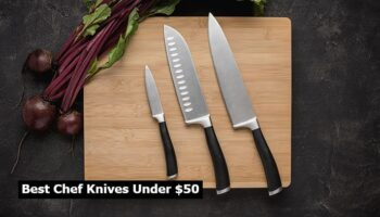 Best Chef Knives Under $50 – Top 5 Picks and Guide