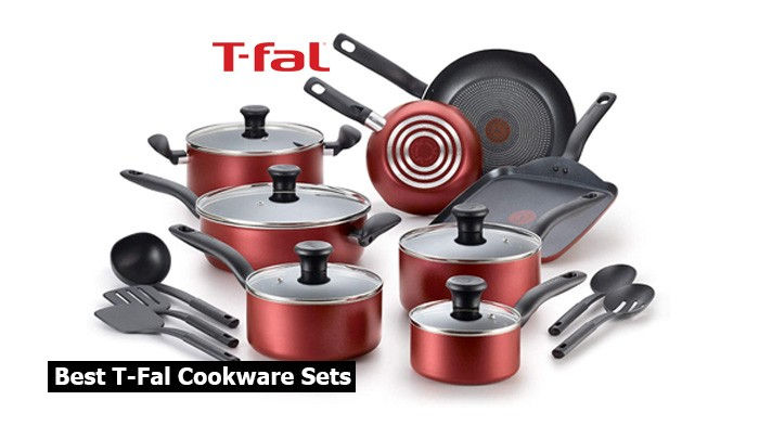 Best T-Fal Cookware Sets Reviews