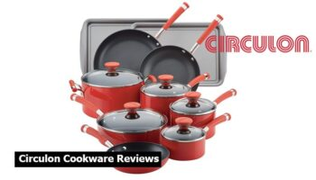Circulon Cookware Reviews 2021 – Top 5 Best Sets For The Money