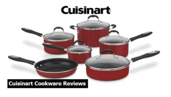 Cuisinart Cookware Reviews 2021 – Top 5 Best Sets To Buy