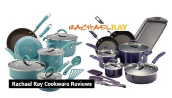 Rachael Ray Cookware Reviews – Top 5 Best Sets in 2021