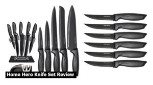 Home Hero Knife Set Review