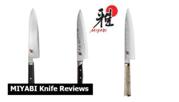 MIYABI Knife Reviews [2021] – Are They Best Japanese Knives?